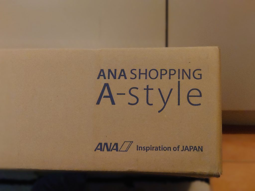ANA_BRIEFINGバッグ