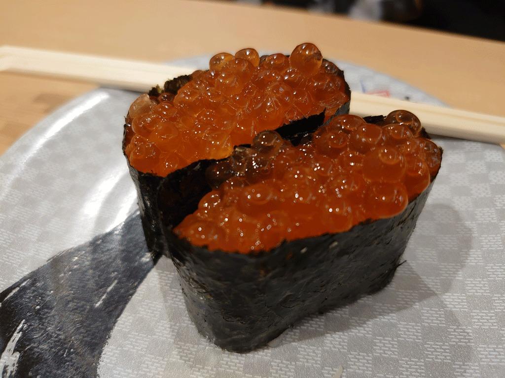 回転寿司 銚子丸