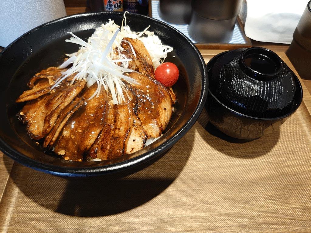 蒲田豚丼 火輪
